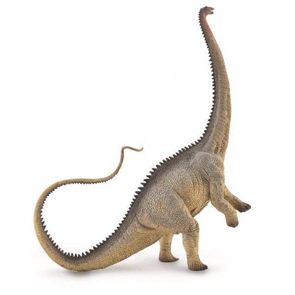 《 COLLECTA 》英國 Procon 動物模型 梁龍-灰色