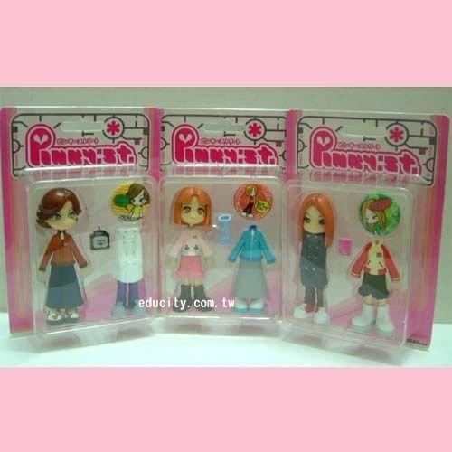 PINKY-美少女第7.8.9彈全3款