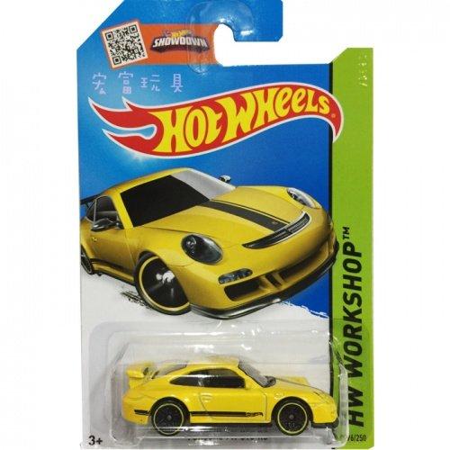 風火輪小車 - PORSCH 911 GT3 RS