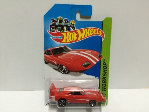 風火輪小車 - 69 DODGE CHARGER DAYTONA