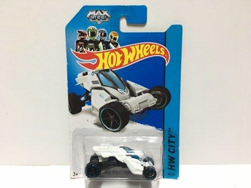 風火輪小車 - MAX STEEL TURBO RACER