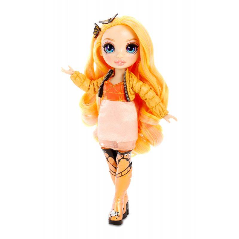 七彩時尚娃娃 - Poppy