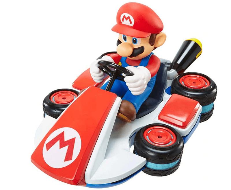任天堂 超級瑪利歐 迷你遙控賽車