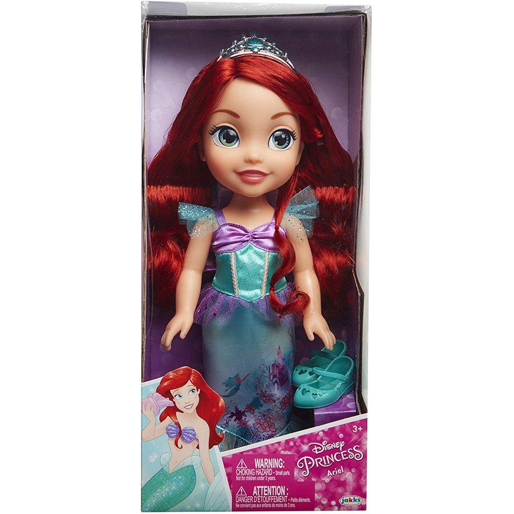 迪士尼公主娃娃 小美人魚 愛麗兒