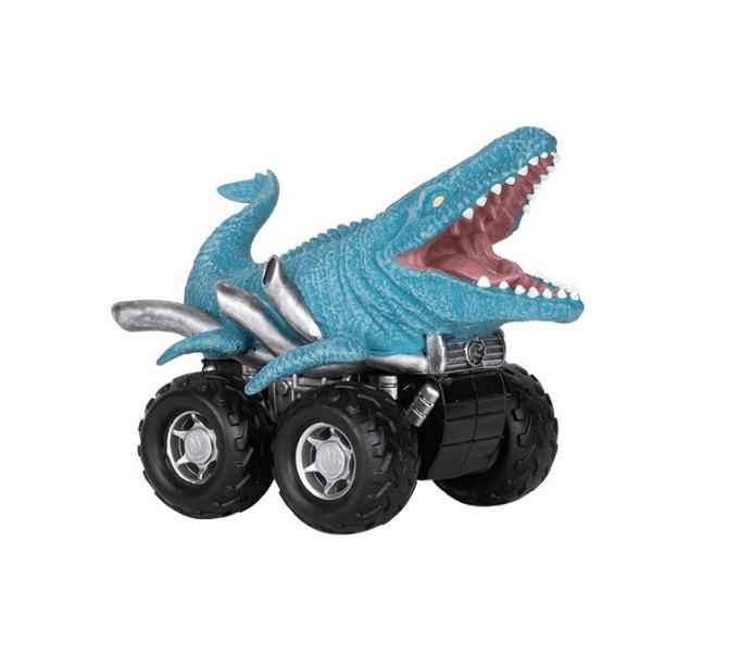 侏儸紀世界 恐龍車S1