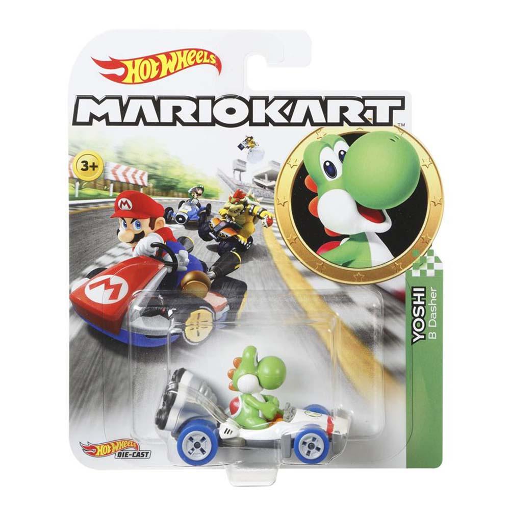 風火輪Mario Kart 合金車系列 YOSHI