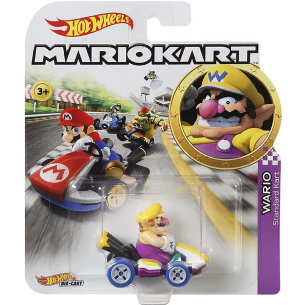 風火輪Mario Kart 合金車系列 WARIO
