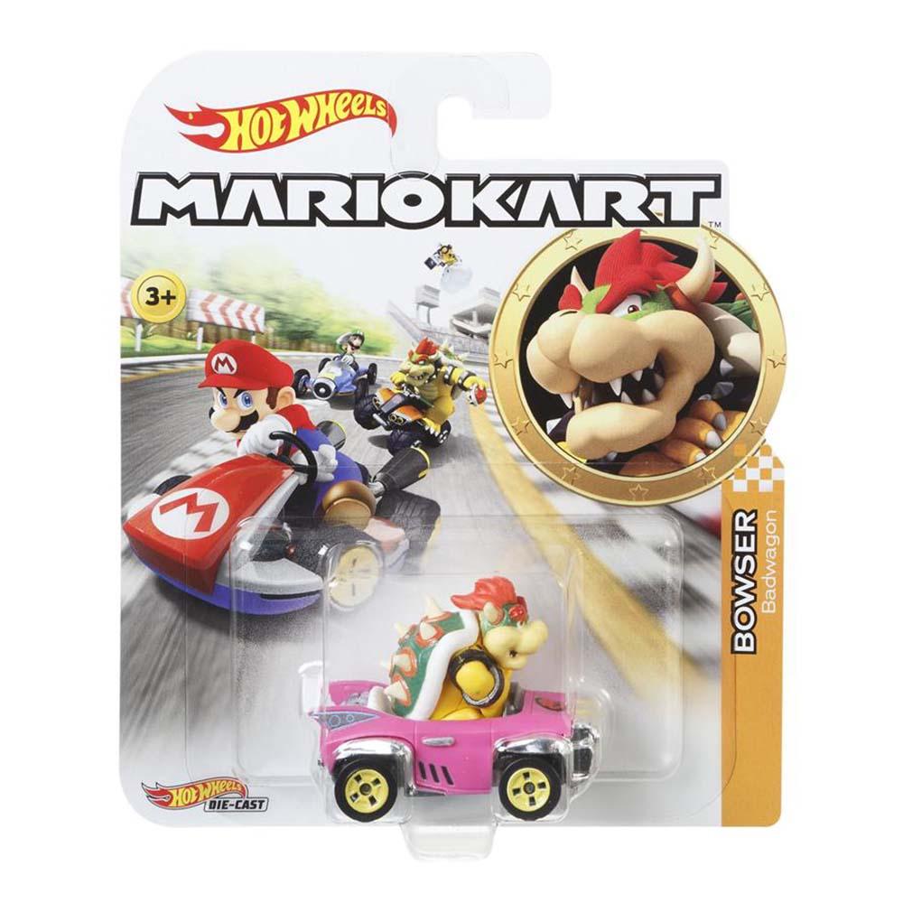 風火輪Mario Kart 合金車系列 BOWSER