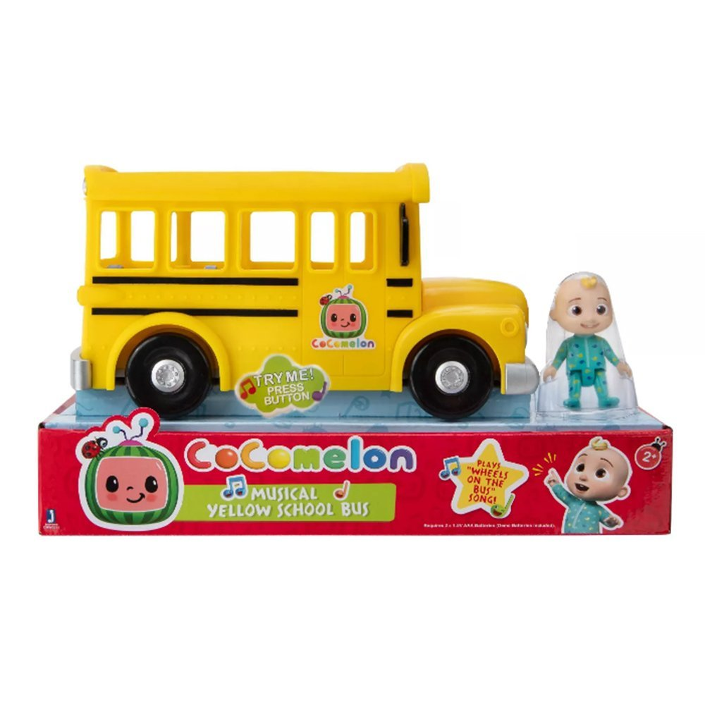 Cocomelon 音樂小巴士
