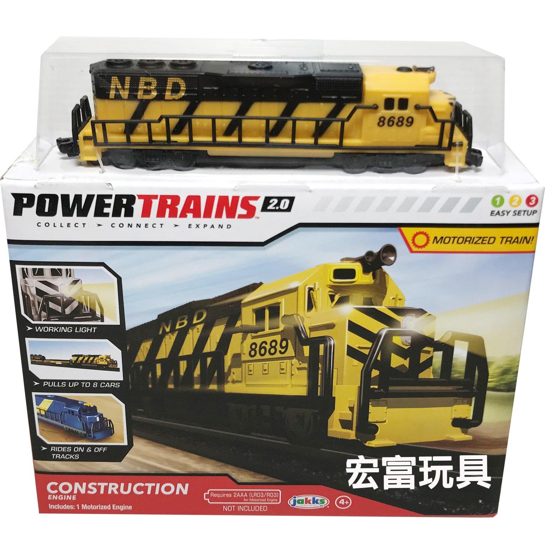 POWER TRAINS軌道火車 動能列車 電動車頭
