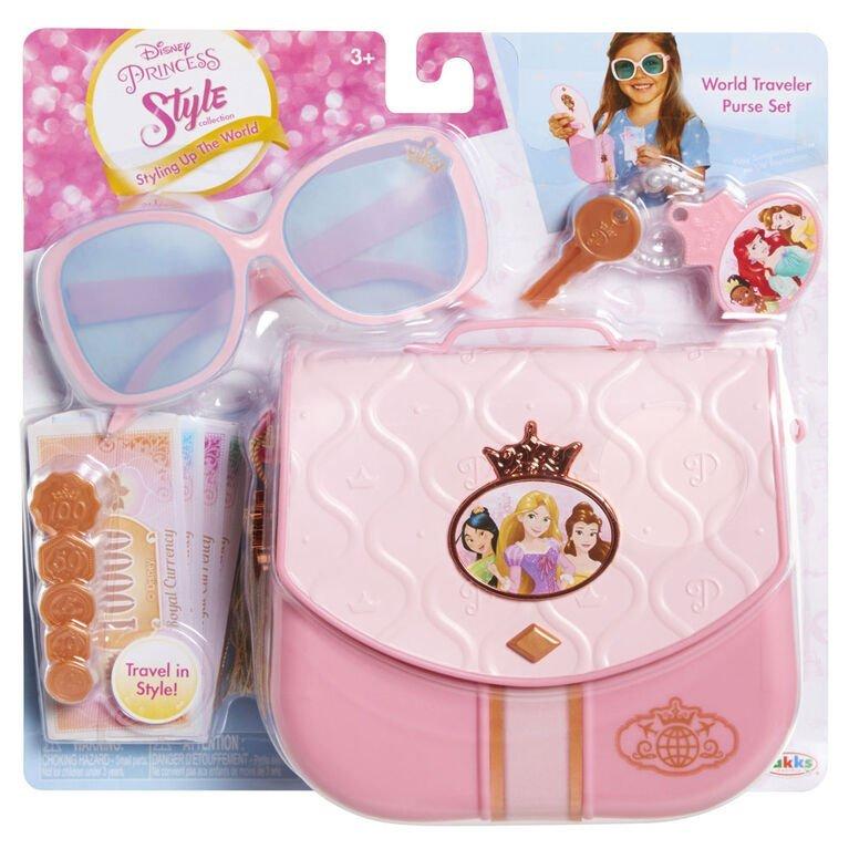 迪士尼公主 公主隨身提包