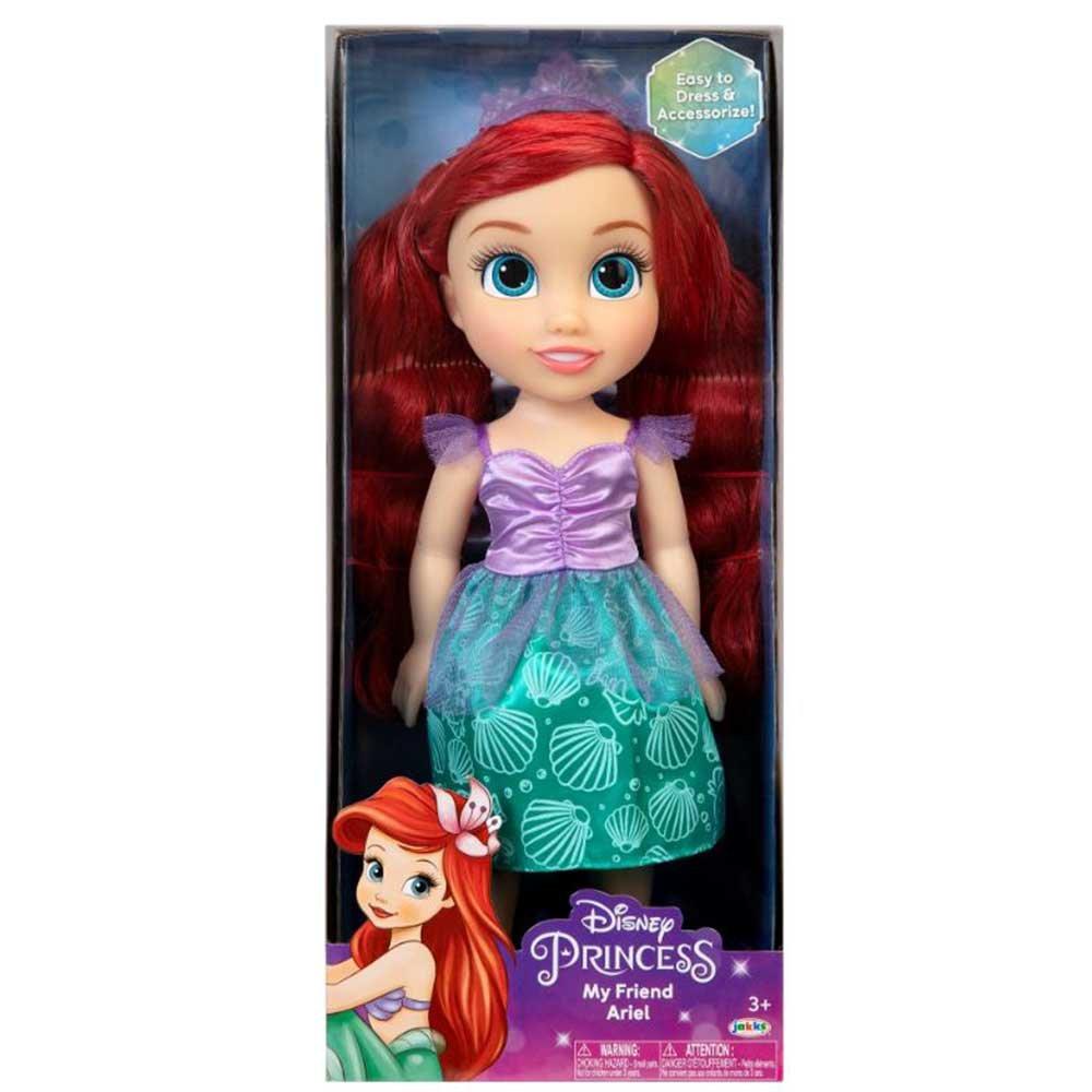 迪士尼公主娃娃 愛麗兒