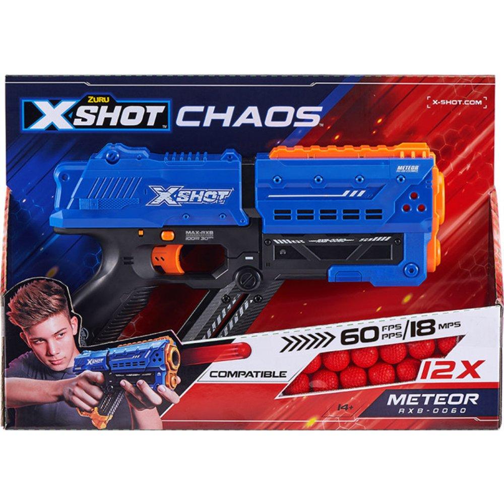 X射手 CHAOS -12發射擊組
