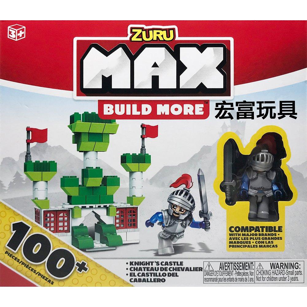 MAX BUILD MORE 創意積木 騎士組