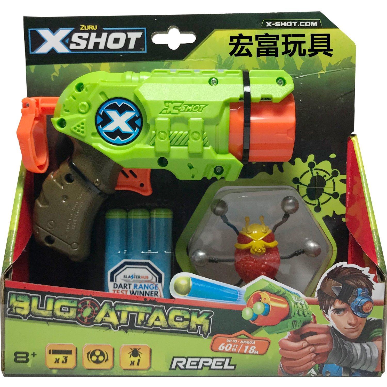 X射手 - 獵蟲射手