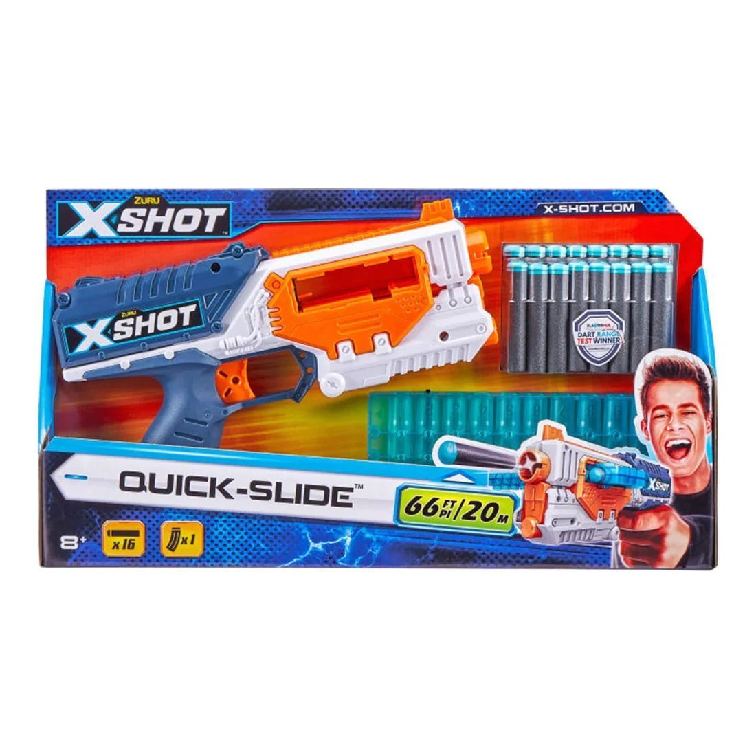 X射手 - 疾速射手 16發