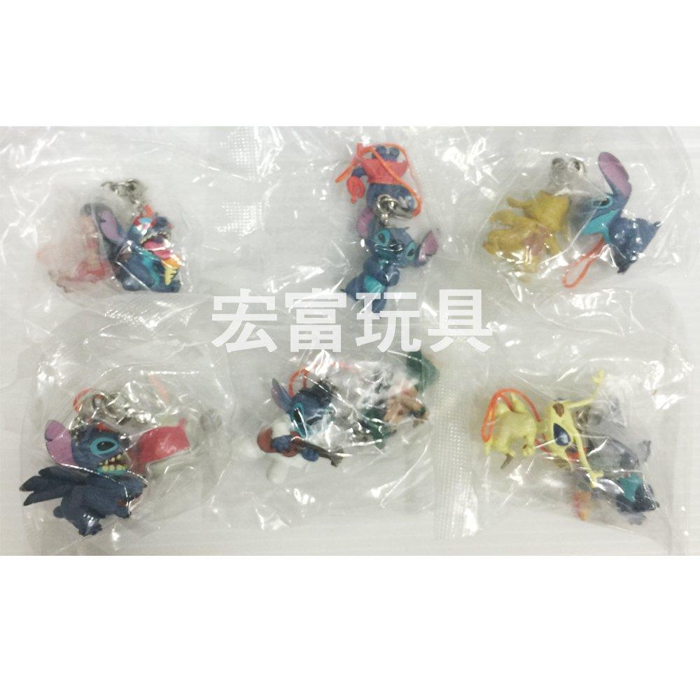 D/N星際寶貝吊飾(全6種)