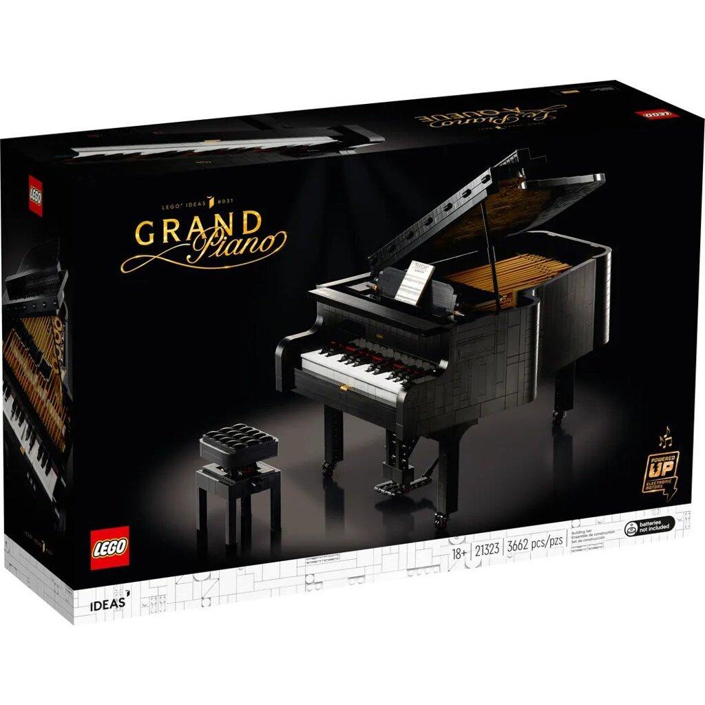 樂高 LEGO Ideas系列 LT21323 演奏鋼琴