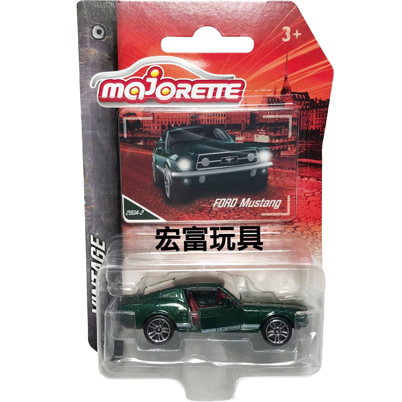 美捷輪小汽車 - 復古車款#290A-2 FORO Mustang