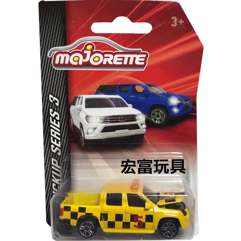 美捷輪小汽車 皮卡系列S3 黃色