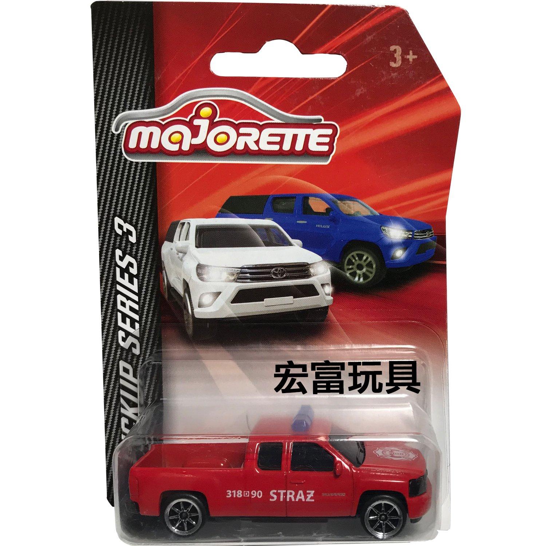美捷輪小汽車 皮卡系列S3 紅色