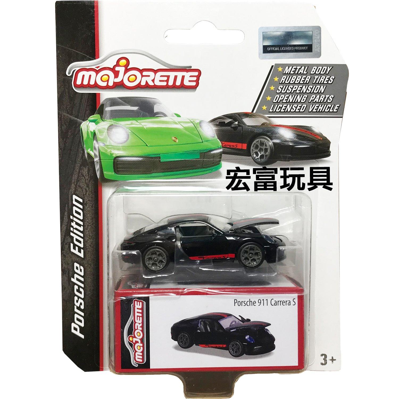 MAJORETTE美捷輪小汽車 Porsche911