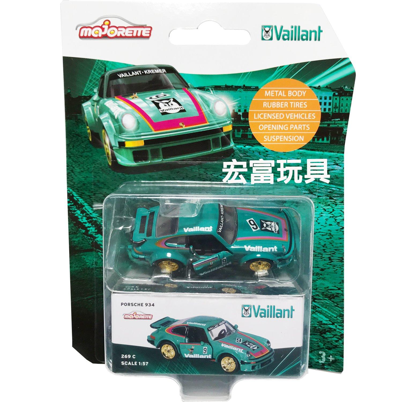 美捷輪小汽車 PORSCHE 934 VAILLANT KREMER