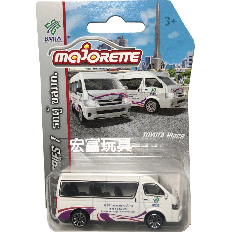 美捷輪國際款 泰國曼谷BMTA Hiace S1
