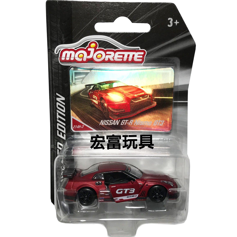 美捷輪小汽車 限定車款7 214H-3 NISSAN GT-R Nismo GT3