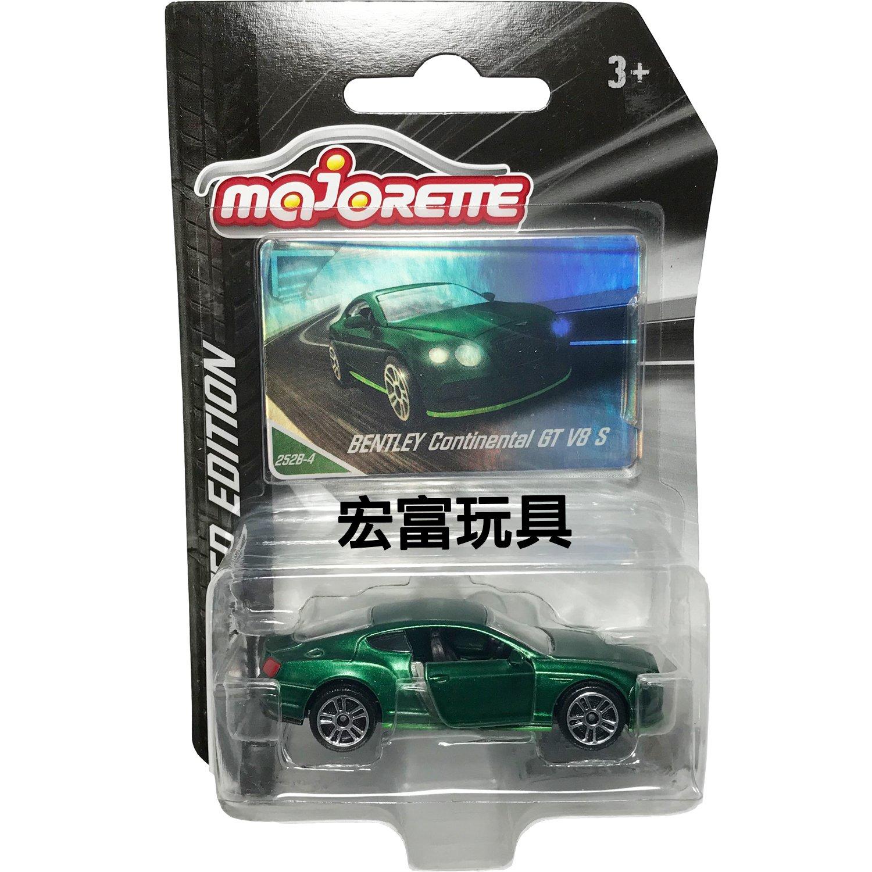 美捷輪小汽車 限定車款7 252B-4 BENTLEY Continental GT V8 S
