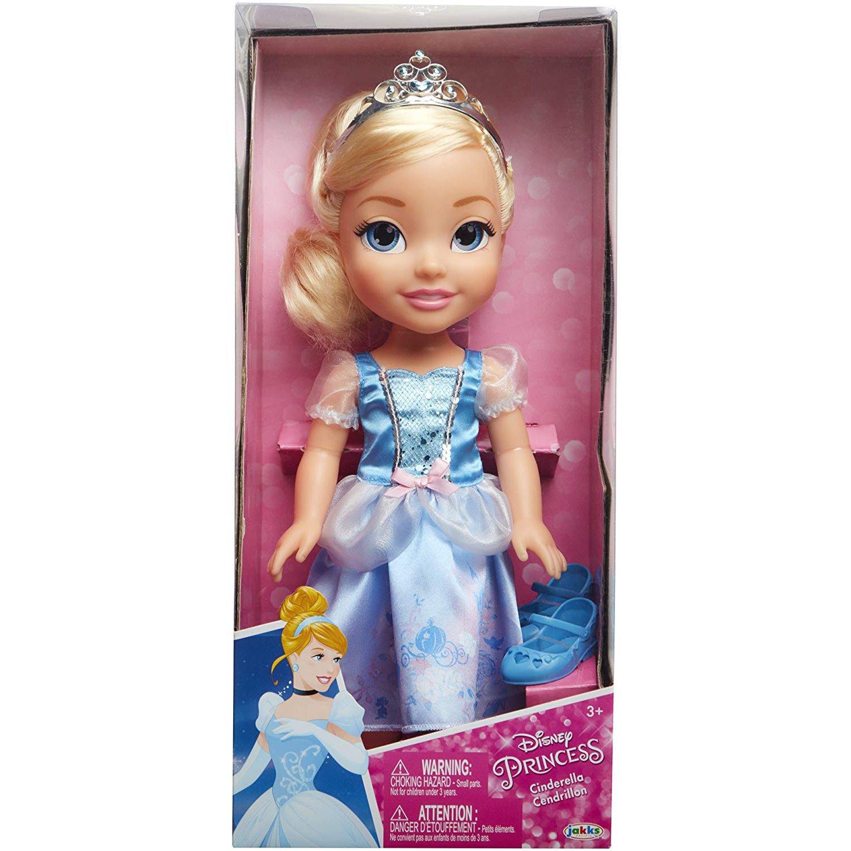 迪士尼公主娃娃 灰姑娘 仙杜瑞拉