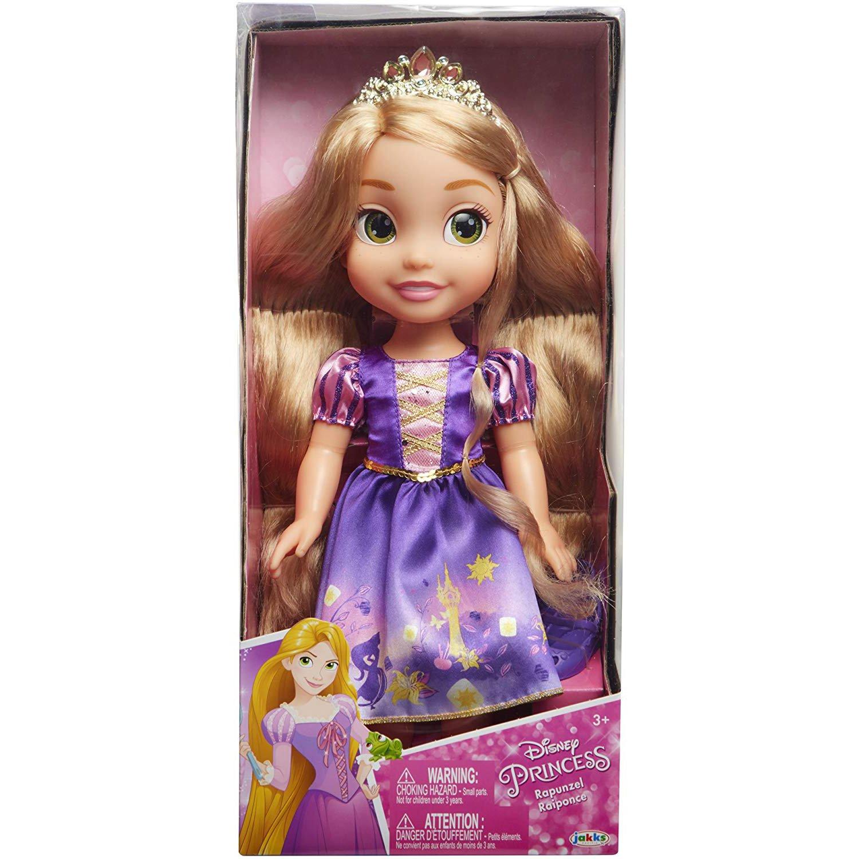 迪士尼公主娃娃 魔髮奇緣 樂佩【特價品】