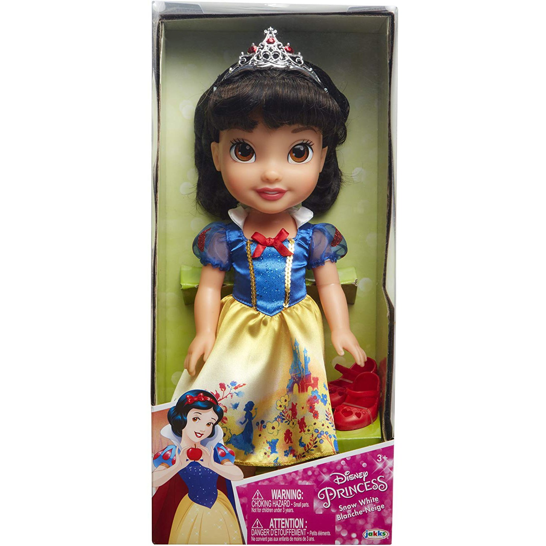 迪士尼公主娃娃 白雪公主【特價品】