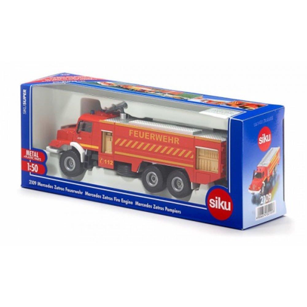 SIKU #2109 賓士特種消防車