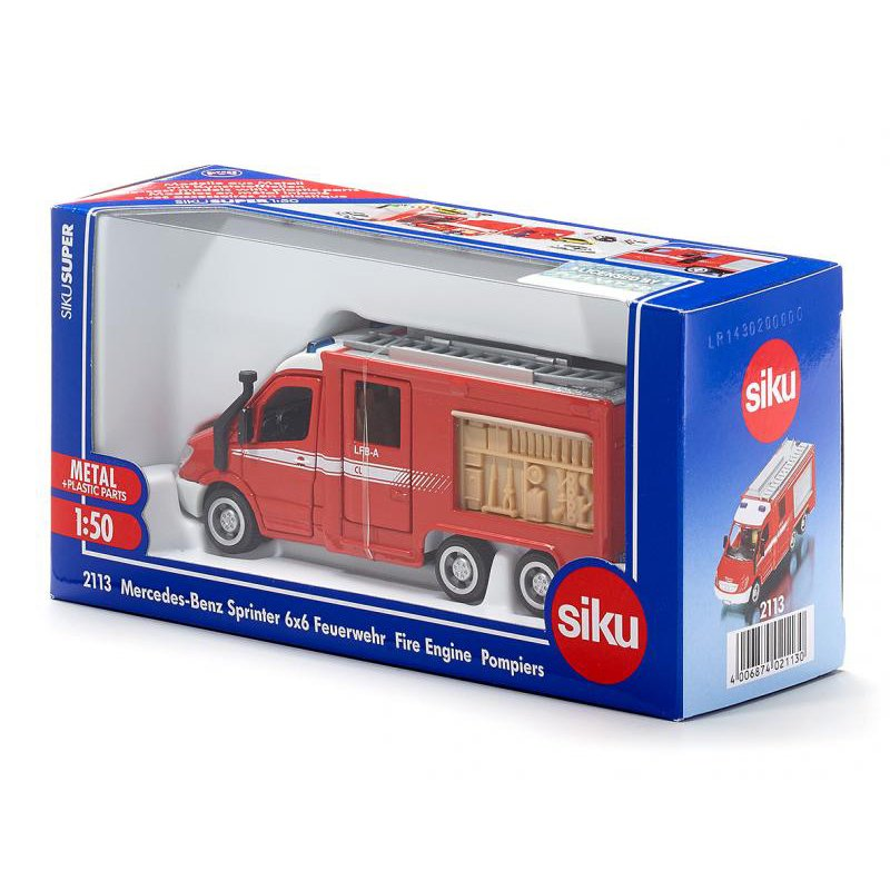 SIKU #2113 賓士消防車