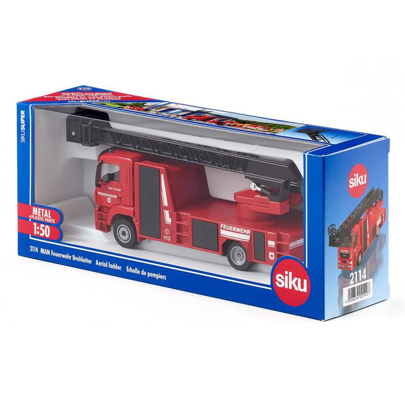 SIKU #2114 消防雲梯車