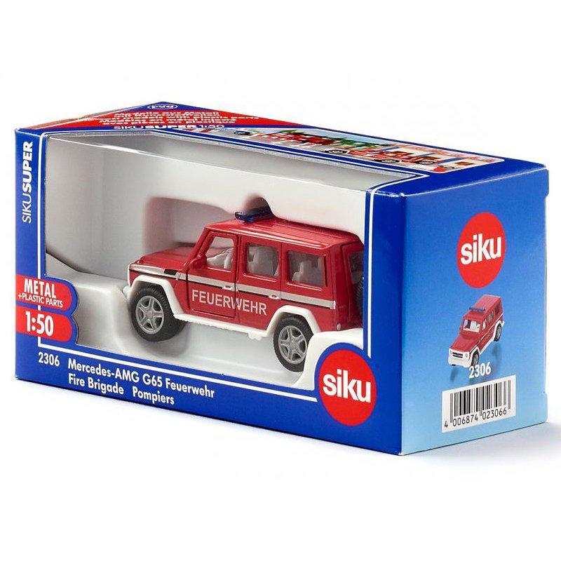 SIKU #2306 火災指揮車