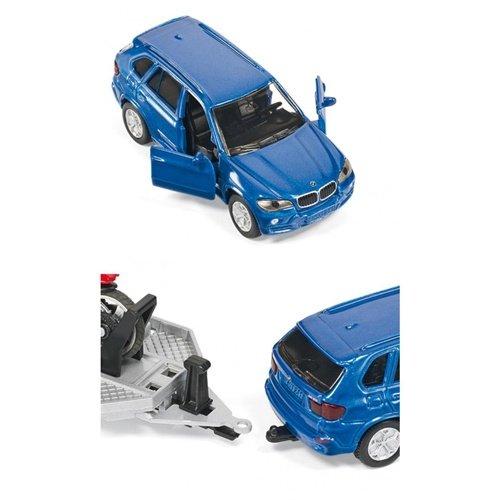 SIKU #2547 BMW車與重機