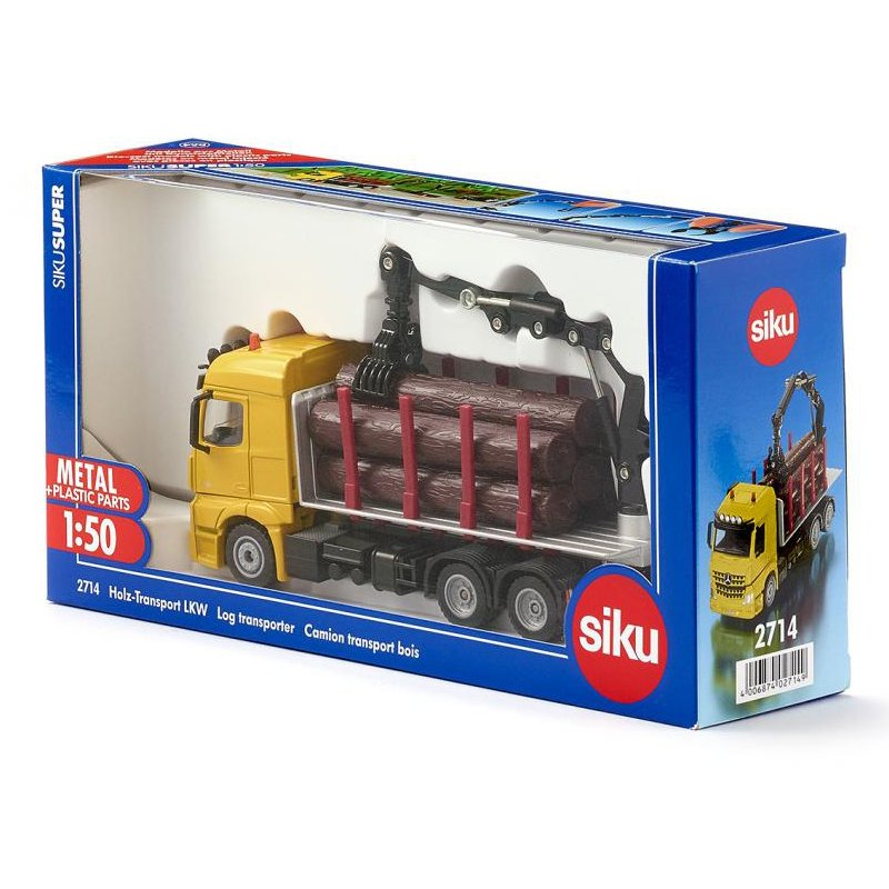 SIKU #2714 木材運輸車
