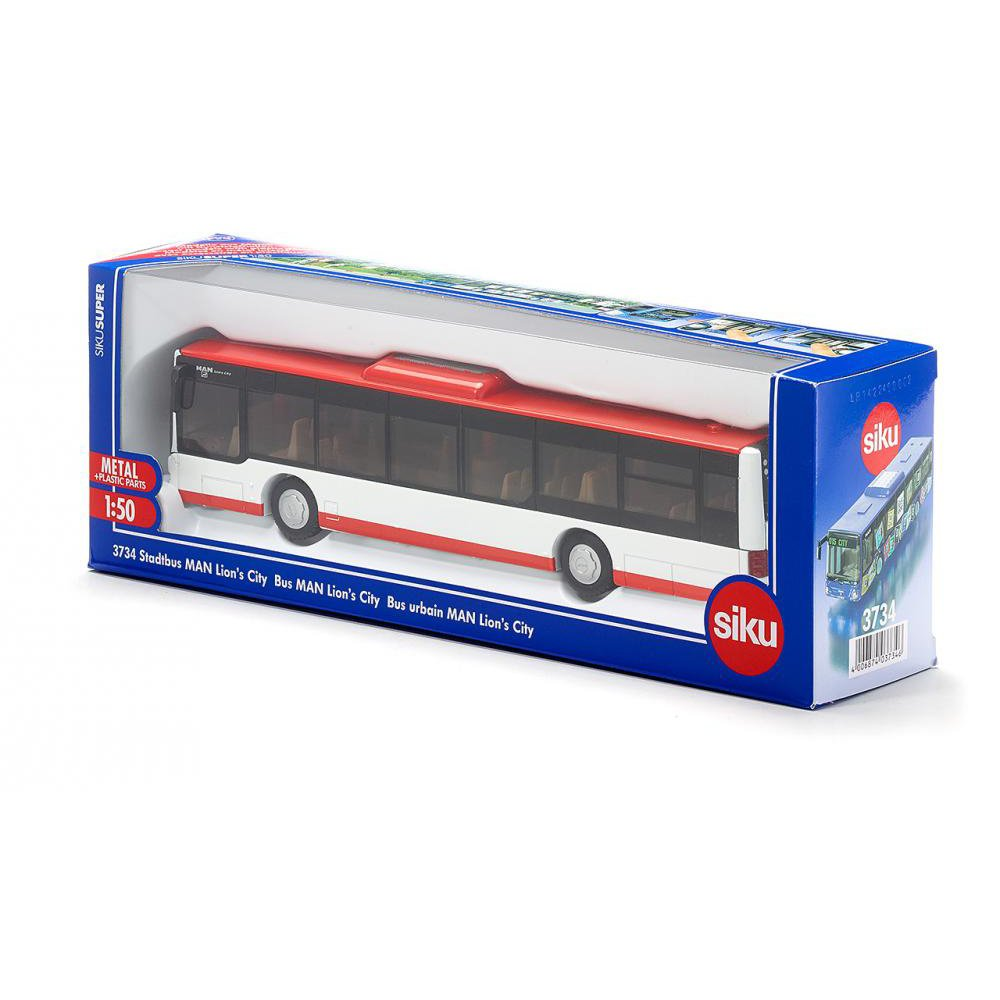 SIKU #3734 觀光巴士