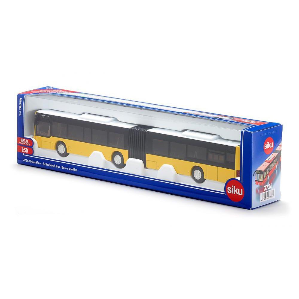 SIKU #3736 雙節巴士