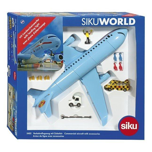 SIKU #5402 商用飛機組