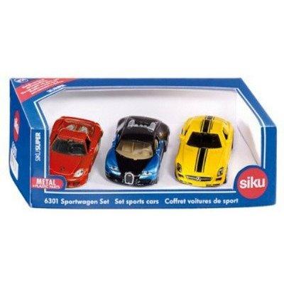 SIKU #6301 超跑禮盒組