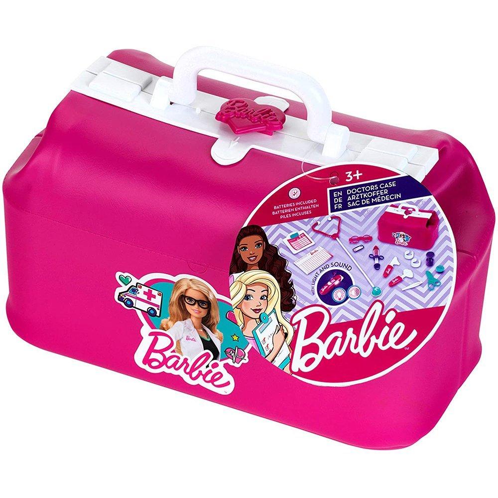 MATTEL Barbie 芭比醫生診療包