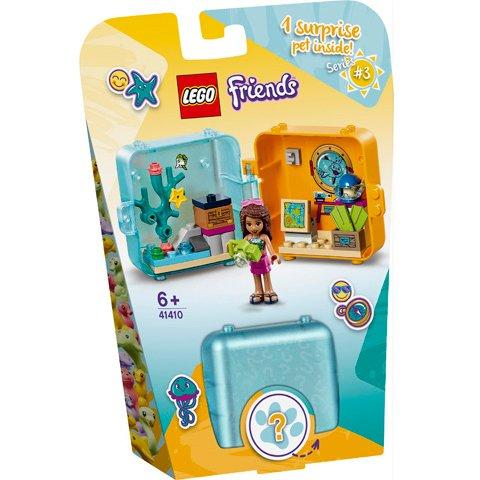 LEGO 41410夏日秘密寶盒-安德里亞