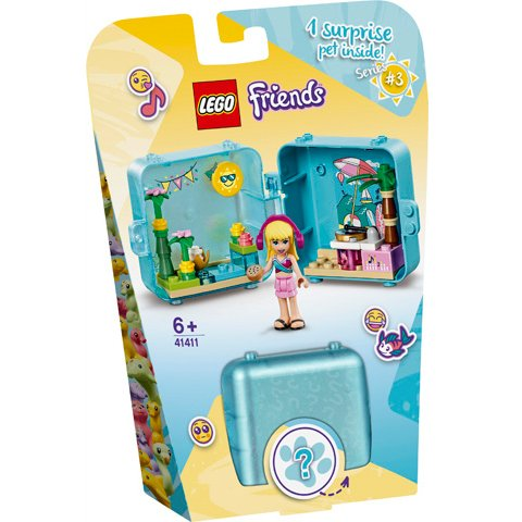 LEGO 41411夏日秘密寶盒-斯蒂芬妮