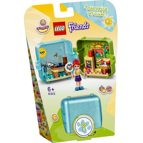 LEGO 41413夏日秘密寶盒-米雅