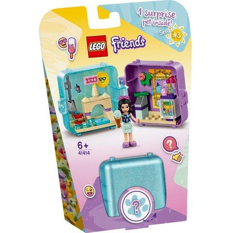 LEGO 41414夏日秘密寶盒-艾瑪