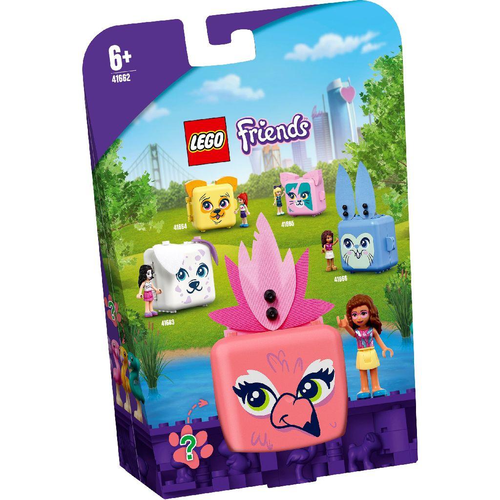 【2021.1月新品】LEGO 樂高積木 Friends 41662 寵物秘密寶盒-奧麗薇亞的紅鶴