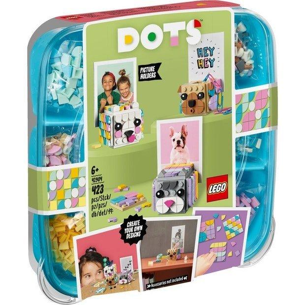 LEGO DOTS 豆豆系列 41904 寵物豆豆盒
